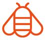 Bee Mark Icon